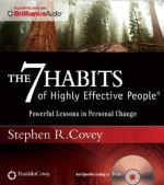 The 7 Habits of Highly Effecrtive People by Stephen Covey