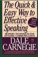 The Quick & Easy Way to Effective Speaking by Dale Carnegie
