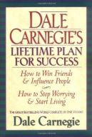 Dale Carnegie's Lifetime Plan for Success