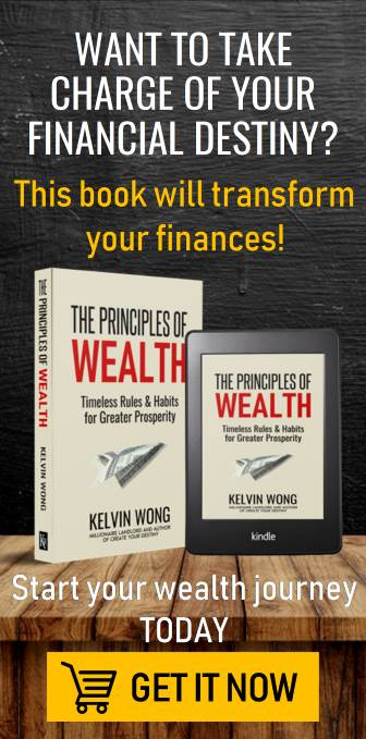 The Principles of Wealth by Kelvin Wong