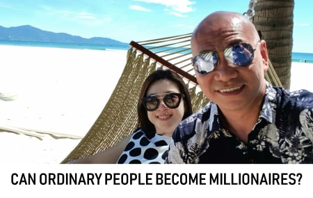 Can ordinary people become millionaires?