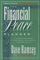 Financial Peace Planner by Dave Ramsey