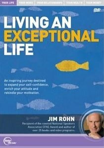 Living an Exceptional Life by Jim Rohn