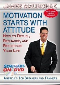 Motivation Starts with Attitude